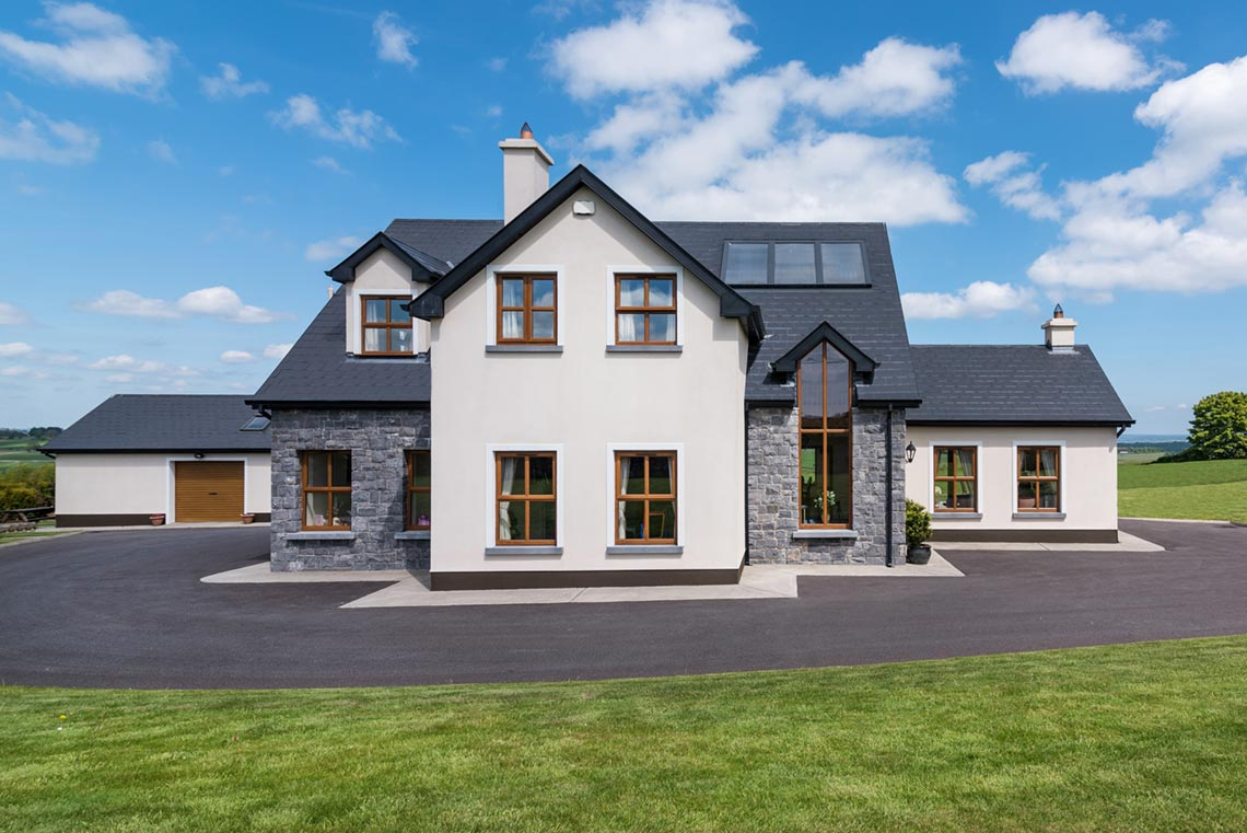 Country house ireland box design studio for Irish house plans